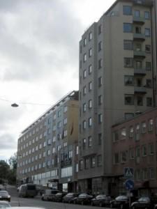 boka ett hotell på stockholm söder