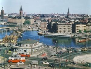 Slussen på Södermalm